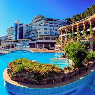 هتل و آبگرم آکوآ فانتزی