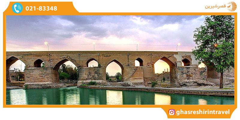 پل ساسانی در دزفول