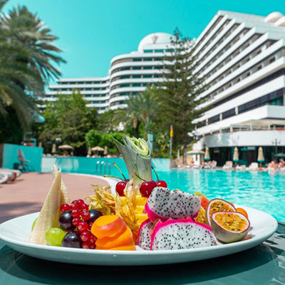 هتل رکسوس داون تاون آنتالیا (Rixos Downtown Antalya)