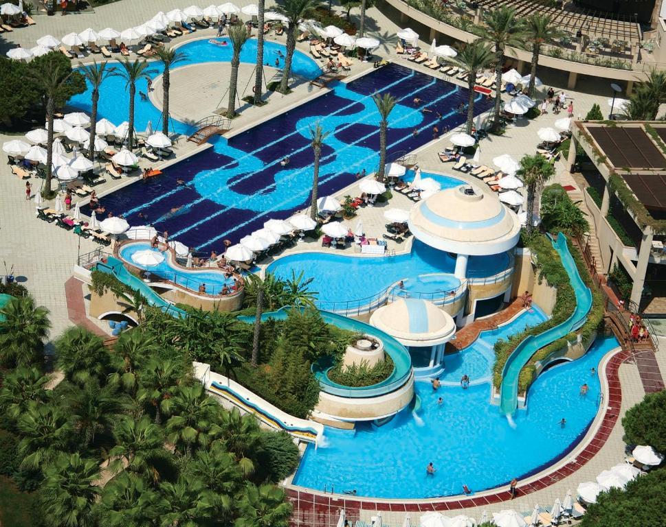 هتل لیماک آتلانتیس آنتالیا (LIMAK ATLANTIS DELUXE)