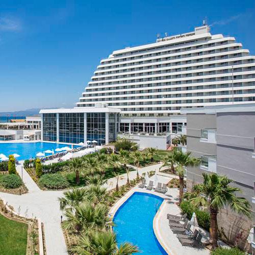 هتل پالم وینگز کوش آداسی (Palm Wings)