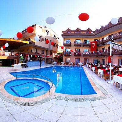 هتل هیمروس بیچ آنتالیا (Himeros Beach Hotel)