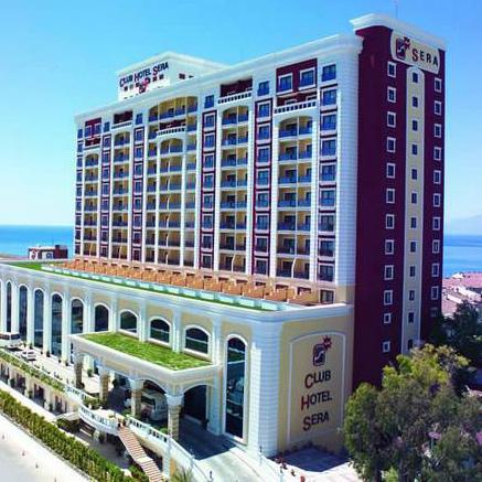 هتل کلاب سرا آنتالیا (Club Sera)