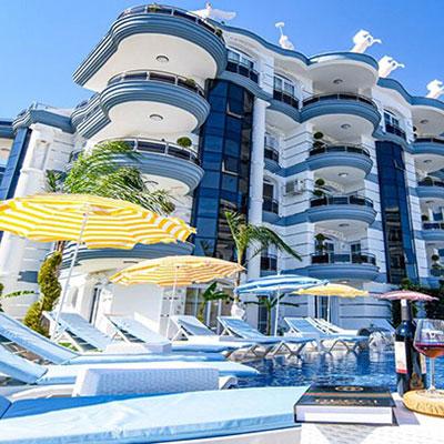 هتل اسمارت هالیدی (Smart Holiday Bodrum)