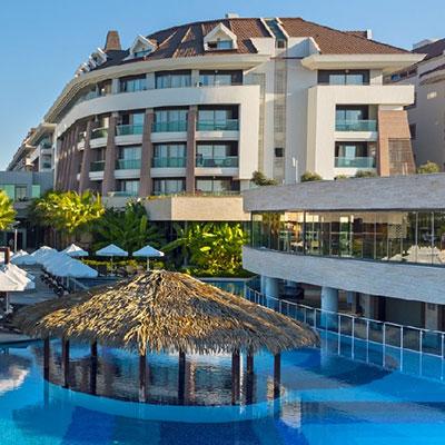 هتل شروود دریمز آنتالیا (Sherwood Dreams Resort)