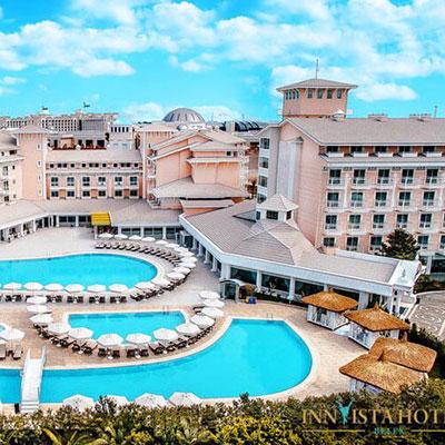 هتل اینویستا بلک آنتالیا (Innvista Hotel)