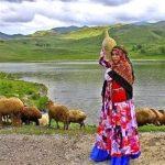 چشمه فرشته همدان ، چشمه ای در آغوش بزرگترین دره شهر