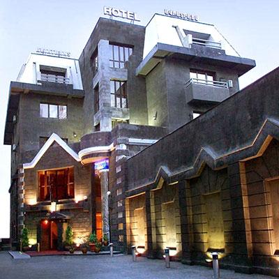 هتل آویا ترانس ایروان (Aviatrans)