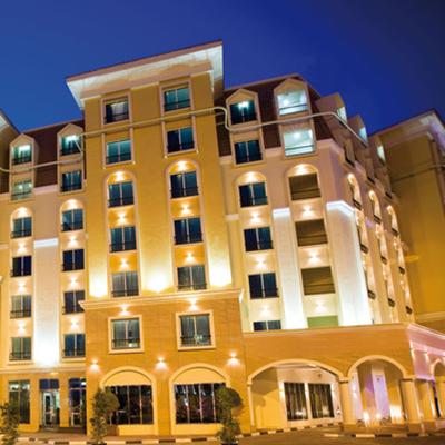 هتل آوانی دبی (Avani Deira Dubai Hotel)