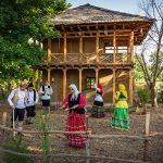 کلکسیونی از جاذبه های گردشگری ایران در «بوستان اقوام» کرج