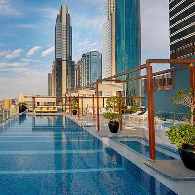 هتل وکو دبی (voco Dubai)