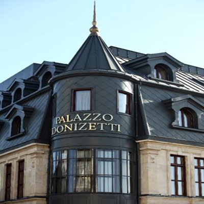 هتل پالازو دونیزتی استانبول (Palazzo Donizetti Hotel)