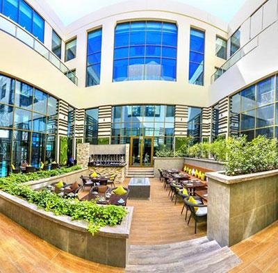 هتل متروپولیتیندبی (Metropolitan Hotel Dubai)