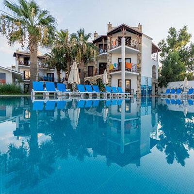 هتل آیاز آکوا بیچ بودروم (Ayaz Aqua Beach Hotel Bodrum)