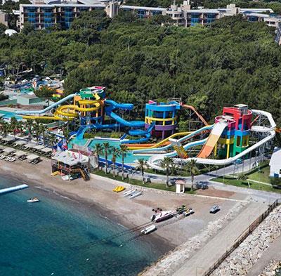 هتل رکسوس سان گیت آنتالیا (Rixos Sungate)