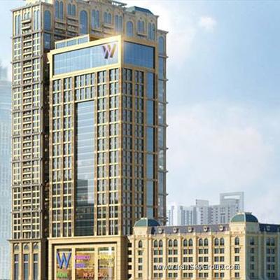 هتل وی دبی (V Hotel)