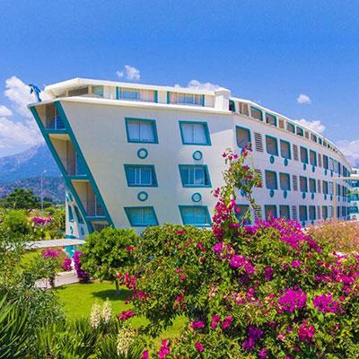 هتل دایما بیز آنتالیا (DAIMA BIZ)