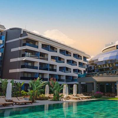هتل لیو ریزورت آنتالیا (Liu Resorts)