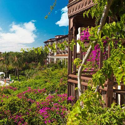 هتل سلکتوم فامیلی آنتالیا (Selectum Family Resort)