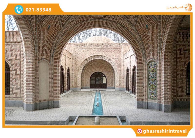 بوستان ملی «ایران کوچک» کرج