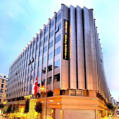 هتل مرکور بومونتی استانبول (Mercure Istanbul Bomonti)