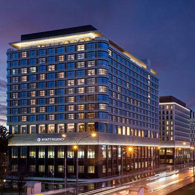 هتل حیات ریجنسی دبی (Hyatt Regency Dubai)