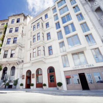 گرند هتل د پرا استانبول (Grand Hotel de pera)