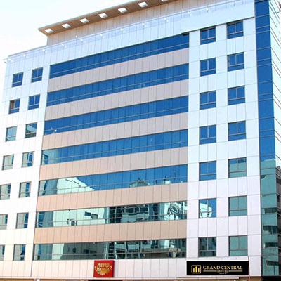 هتل گرند سنترال دبی (Grand Central)