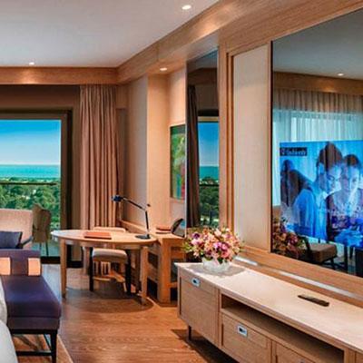 هتل رگنوم کاریا آنتالیا (REGNUM CARYA)
