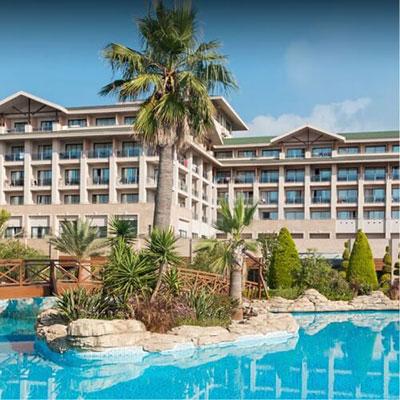 هتل آمارا لاکچری ریزورت آنتالیا (Amara Luxury Kemer)