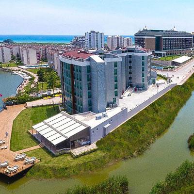 هتل آسکا لارا ریزورت آنتالیا (Aska Lara Resort)