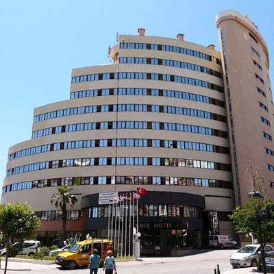 هتل سندر آنتالیا (CENDER HOTEL)