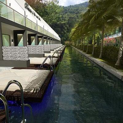 دوزینیا لاکچری ریزورت آنتالیا (Dosinia-Luxury-Resort)