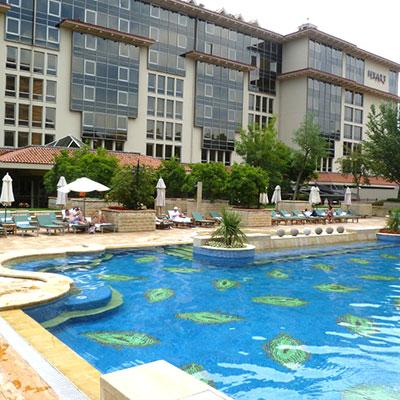 هتل گرند حیات استانبول (Grand Hyatt)