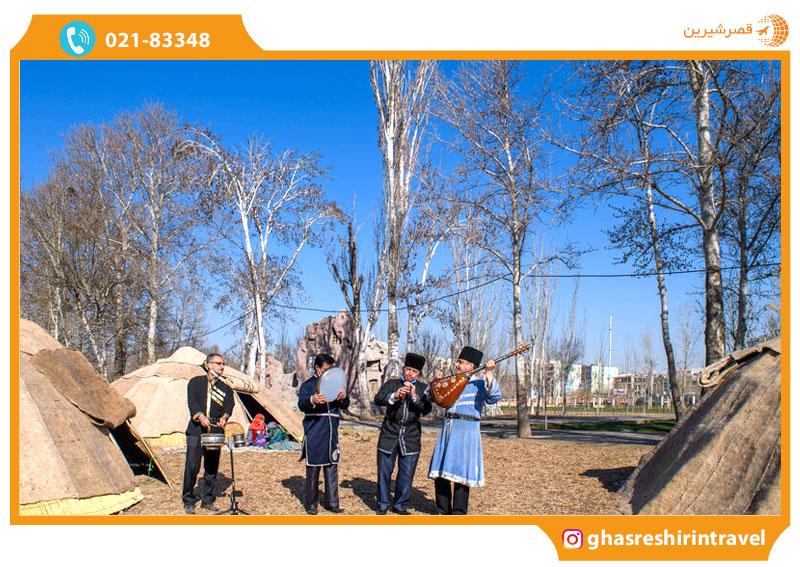 پارک ملی «ایران کوچک»