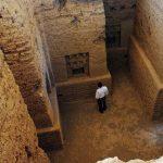 ارگ نوشیجان همدان، قدیمی ترین معبد خشتی جهان