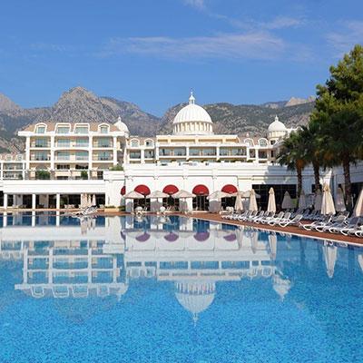 هتل آمارا پرمیر آنتالیا (Amara Premier Palace)