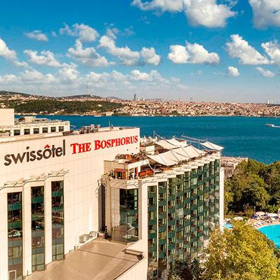سوئیس اوتل د بوسفوروس استانبول (Swissotel The Bosphorus Istanbul)