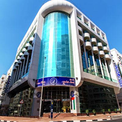 هتل صدف دبی (Sadaf Hotel)