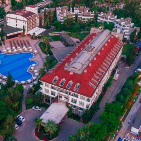 هتل شروود گرین وود آنتالیا (Sherwood Greenwood)