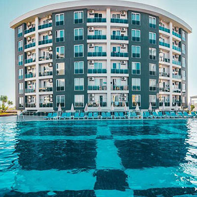 هتل آرماس سان رایز لارا آنتالیا (SUNRISE LARA)