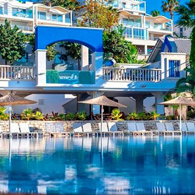 هتل گادس آف بدروم (Goddess of Bodrum Hotel)