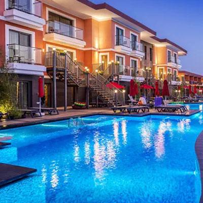 هتل کلاب مگا سارای آنتالیا (Club Mega Saray)