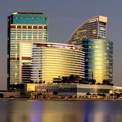 هتل کرون پلازا دبی (Crowne Plaza Dubai)