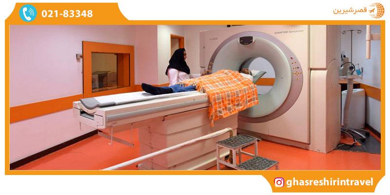 کلینیکهای تخصصی بیمارستان جم