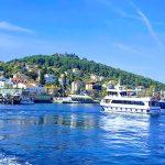 بازی تاج و تخت در جزایر پرنس استانبول