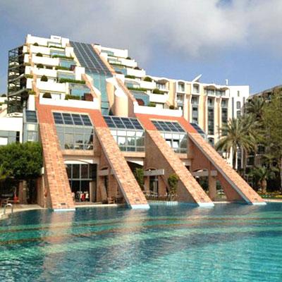 هتل لیماک لیمرا آنتالیا
