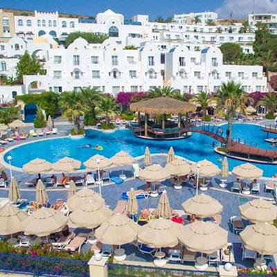 هتل سالماکیس بودروم (Salmakis Resort & Spa)