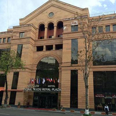 هتل رویال پلازا ایروان (Royal Plaza)