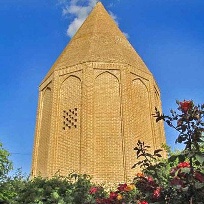 برج قربان همدان، یادگار بی پیرایه تاریخ